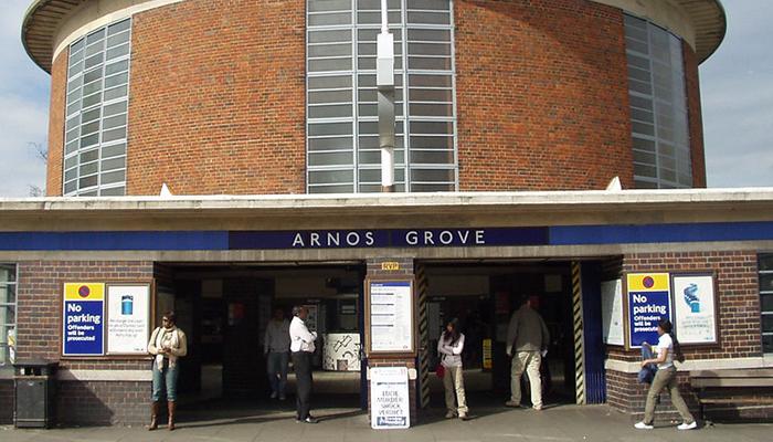 Arnos Grove Area