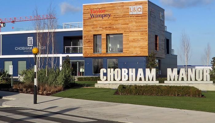 Chobham Manor Area