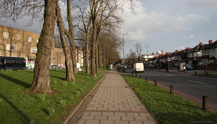 Clapham Park Area