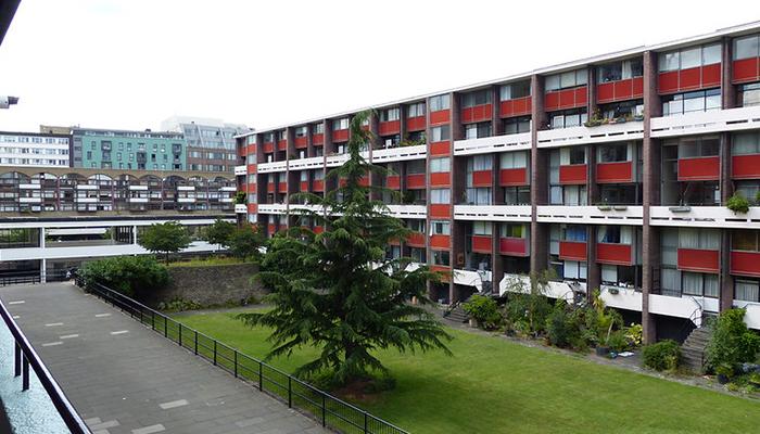 Golden Lane Estate Area