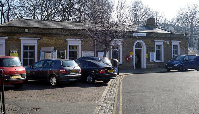 Sewardstonebury Area