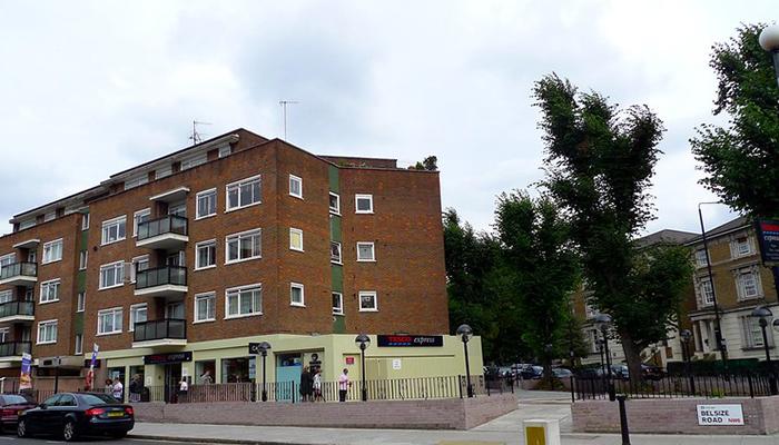 South Hampstead Area