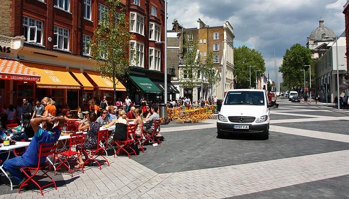 South Kensington Area