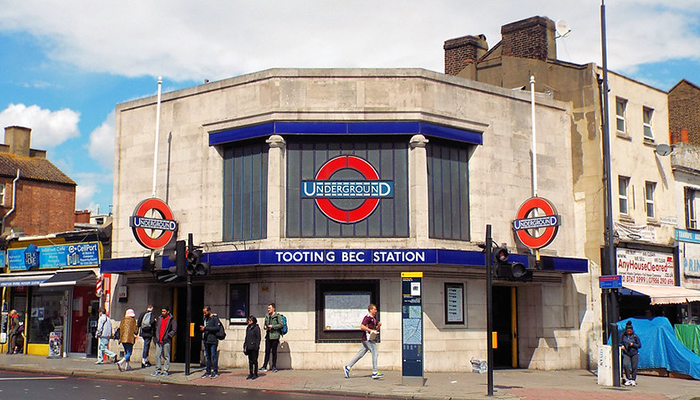 Tooting Bec Area