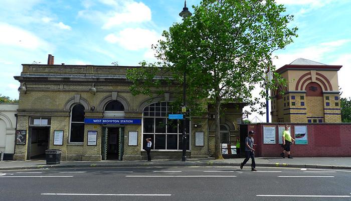 West Brompton Area