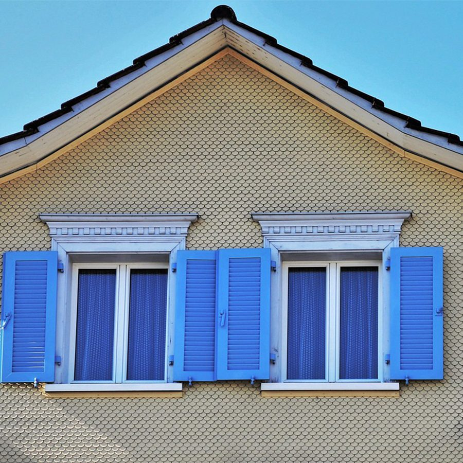 With regards to window shutters, attic windows face particular challenges.