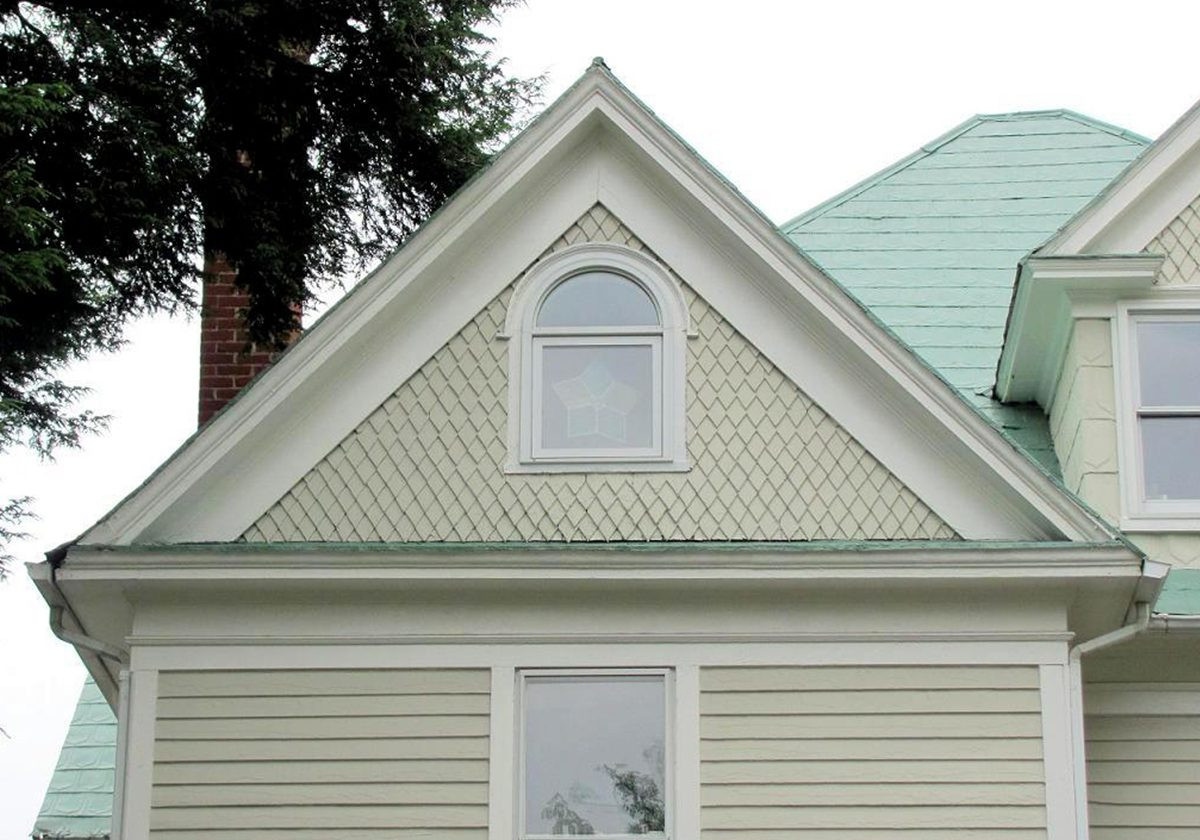 Hip to Gable Conversion
